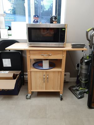 Microwave Stand for Sale in Seattle, WA