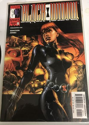Direct Edition Marvel Knights Black Widow #1 for Sale in Ponte Vedra Beach, FL