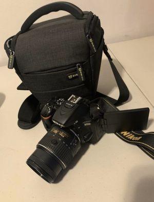 Nikon D5500 Camcorder for Sale in Washington, DC