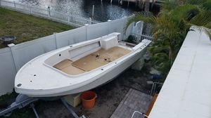 1978 21' mako fishing boat for Sale in Boca Raton, FL