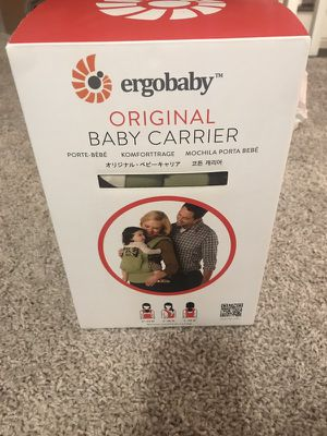 Ergo baby carrier for Sale in Greensboro, NC