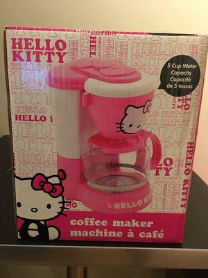 Hello Kitty Coffee Maker for Sale in Seattle, WA
