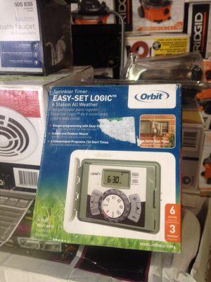 Orbit sprinkler timer for Sale in Phoenix, AZ