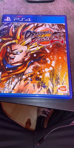 Dragon ball z fighterz like new for Sale in Indianapolis, IN