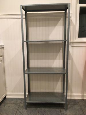Metal storage shelving unit for Sale in Seattle, WA
