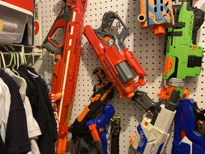 Nerf gun artillery for Sale in Fort Lauderdale, FL