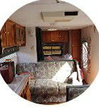 Nice 24 ft travel trailer wanderer by thor for Sale in Gresham, OR