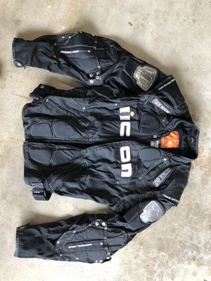 Icon Tmax Titanium jacket XXL for Sale in Encinitas, CA