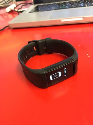 Fitbit Charge 2 Black for Sale in Las Vegas, NV