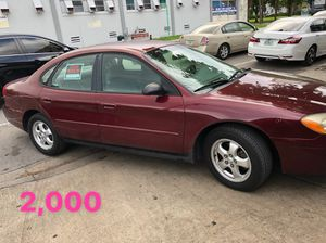 Ford taurus for Sale in Coral Gables, FL