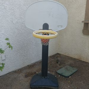 Adjustable Basketball Hoop for Sale in Las Vegas, NV