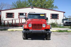 2006 Jeep Wrangler for Sale in Dickinson, TX