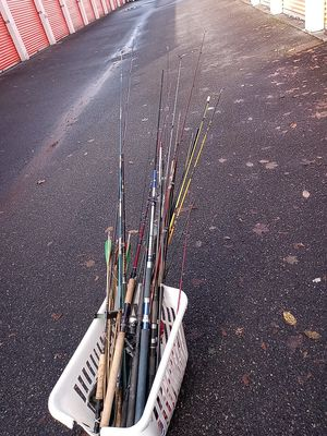 Fishing poles for Sale in Portland, OR