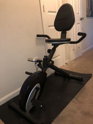 NICE EXERCISE BIKE for Sale in Pineville, NC