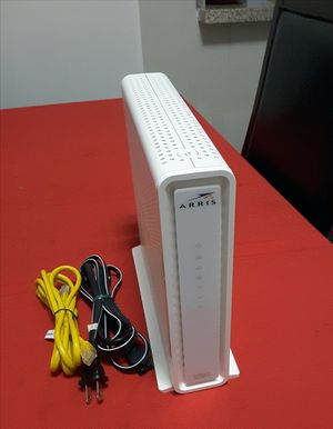 Cable Modem/Router Dual Band Arris SBG6782ACH Certified with Comcast Xfinity.   - Brand New. for Sale in Davie, FL
