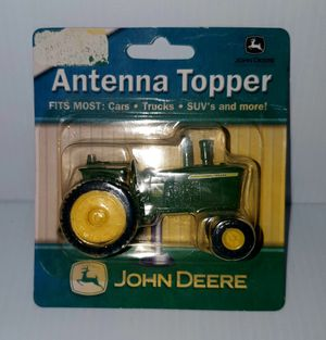 New John Deere 4020 Tractor Car Antenna Topper Limited Edition 49101 CTH for Sale in Tampa, FL