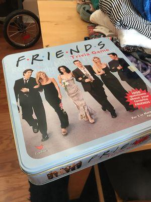 Friends trivia game for Sale in Lincolnia, VA