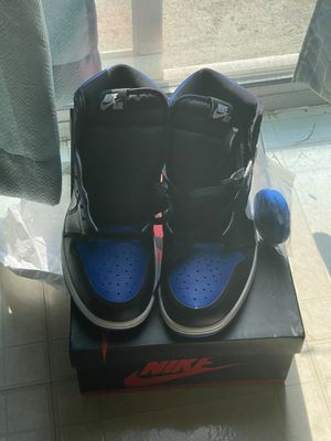 Men Jordan retro 1 size 8 brand new in box for Sale in Gunpowder, MD