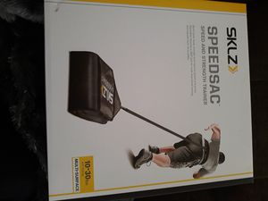NIP SKLZ Speedsac speed and strength trainer for Sale in Chicago, IL