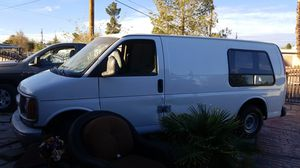 2001 Chevy express van for Sale in North Las Vegas, NV