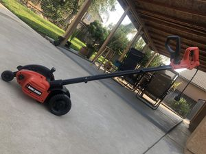 Black and decker edger for Sale in Fresno, CA
