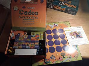 Cranium cadoo for kids board game for Sale in Henderson, NV