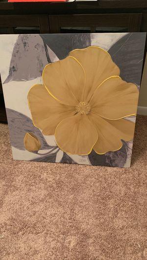Flower painting for Sale in Marietta, GA