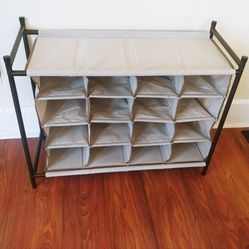 Mounted Shoe Rack for Sale in Indianapolis,  IN