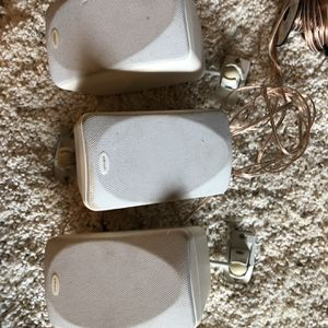 Polk Outdoor Speakers (3) for Sale in Washougal, WA