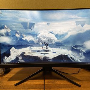 MSI MAG24C1 Curved Gaming Monitor for Sale in Fullerton, CA