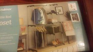 Shelves Closet Organizer for Sale in Upper Marlboro, MD