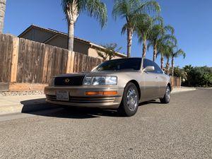 Lexus Ls400 for Sale in Fresno, CA
