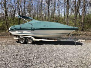 1992 Sea Ray BR 220 22' boat for Sale in Zanesfield, OH