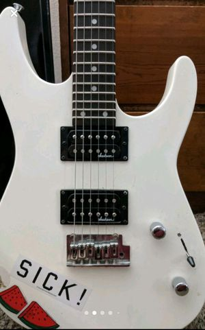 Electric Rock N Roll Guitar for Sale in Las Vegas, NV
