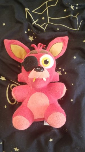 Small Foxy The Pirate Fox Plush for Sale in Northumberland, PA