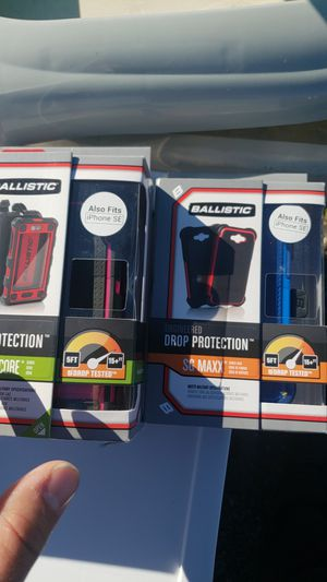 Iphone 5 and iphone 5s ballistic cover for Sale in Methuen, MA