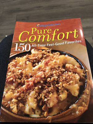 NEW Weight Watchers Pure Comfort Cookbook for Sale in Murfreesboro, TN