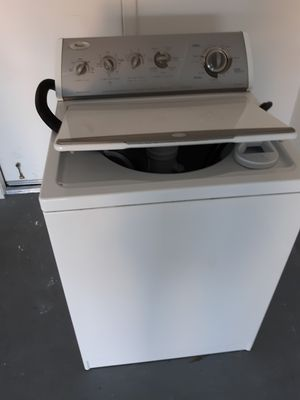 Whirlpool Washer/Dryer set for Sale in Maricopa, AZ