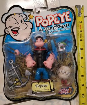 Mezco Classic Popeye Action Figure for Sale in Brooklyn, NY