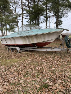 Boat with Trailer for Sale in North Chesterfield, VA