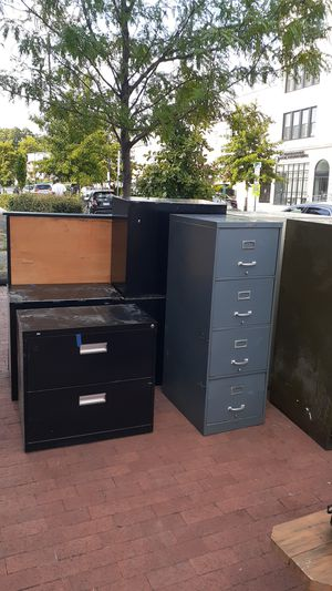 Used File Cabinets for Sale in Washington, DC