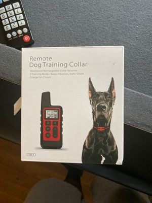 Dog collar for Sale in Durham, NC