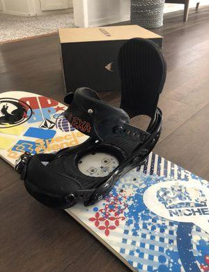 Women's Snowboard bundle (143cm) for Sale in Costa Mesa, CA
