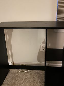 New Desk With Black Oak Finish for Sale in Washington Township,  NJ