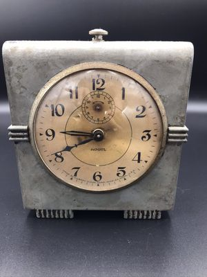 """Antique Clock """"Mogul"""" by Gilbert Clock Corp. for Sale in Riverside, CA"""