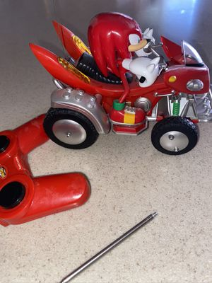 Sonic Remote Control Bike for Sale in Tolleson, AZ