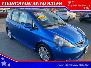 2007 Honda Fit for Sale in Livingston, CA