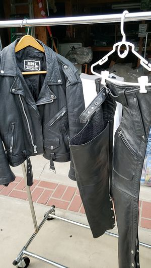 Jacket and Chaps for Sale in Los Angeles, CA