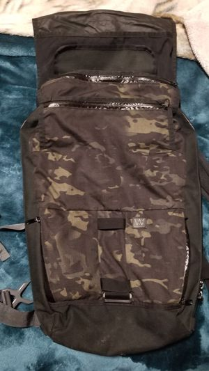 Mission workshop army bag hiking gear for Sale in Vancouver, WA