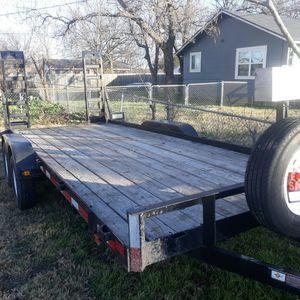 18x81 Car Hauler for Sale in Decatur, TX